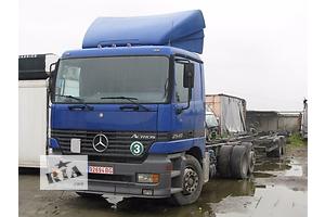 б/у Кабина Mercedes Actros