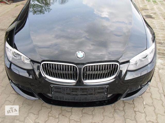 бу Б/у капот для купе BMW 3 Series Coupe 2008 в Киеве