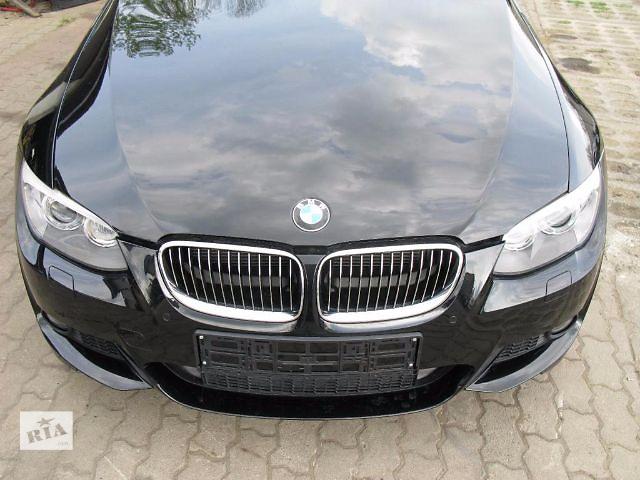бу Б/у капот для легкового авто BMW 3 Series Coupe в Киеве