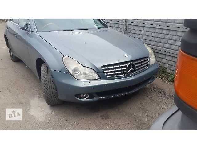 купить бу Б/у капот для легкового авто Mercedes CLS-Class в Львове