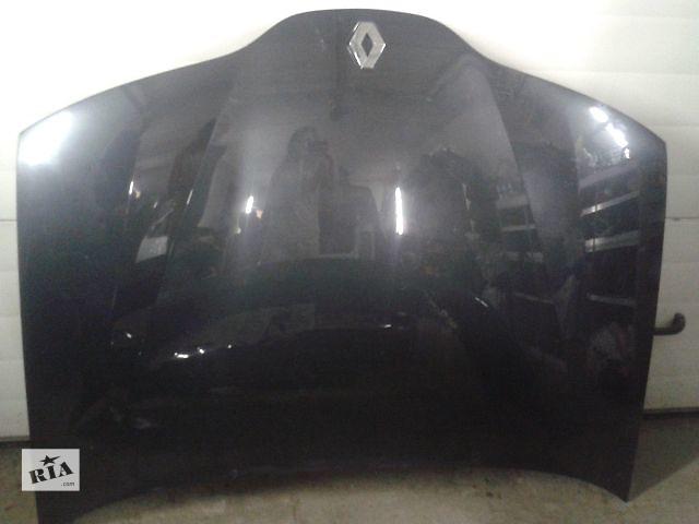 купить бу Б/у капот для легкового авто Renault Laguna 2003 в Бучаче