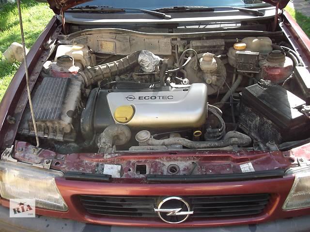 продам Б/у решётка радиатора для седана Opel Astra F 1997 бу в Тернополе