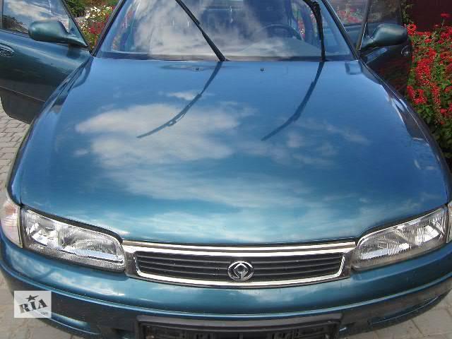 продам б/у Капот Mazda 626  бу в Киеве