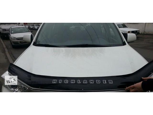 продам Б/у капот на Toyota Highlander 2008 года бу в Киеве