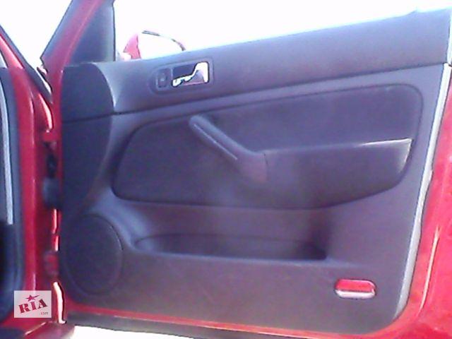 продам Б/у карта дверей для легкового авто Volkswagen Golf IV 2002 бу в Ивано-Франковске