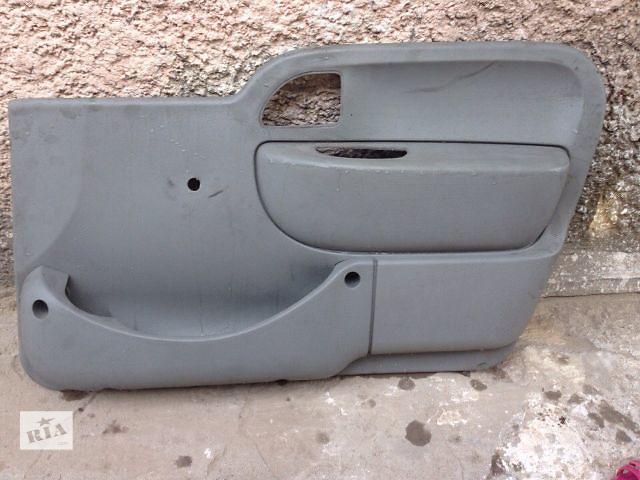 продам Б/у карта двери для легкового авто Renault Kangoo 00-09 бу в Староконстантинове