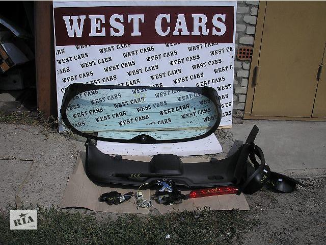 купить бу Б/у карта крышки багажника для легкового авто Peugeot 308 Hatchback (5d) в Луцке