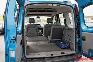 б/у Карта крышки багажника Renault Kangoo