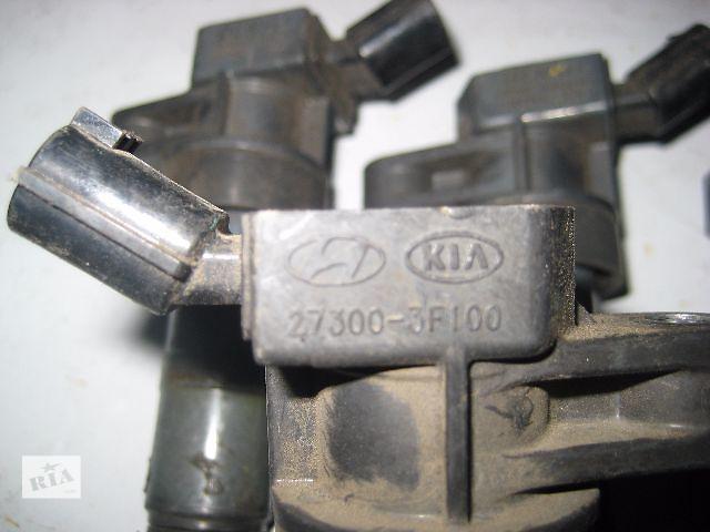 бу Б/у Катушка зажигания Hyundai Sonata YF 2.0i 2.4i 2009~2015 OE:27300-3F100 Гарантия Доставка Установка в Киеве