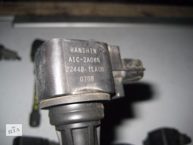 продам Б/у Катушка зажигания (короткая) NISSAN Patrol Y62 5.6i V8 VK56VD 2010~2015 OE:22448-1LA0B Гарантия Доставка Установка бу в Киеве