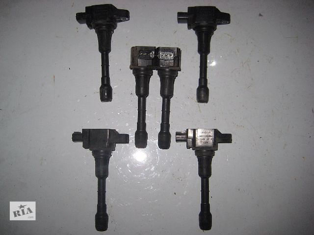 продам Б/у Катушка зажигания NISSAN 350Z Z33 3.5i V6 VQ35-HR 2007~2009 OE:22448-JA10A Гарантия Доставка Установка бу в Киеве