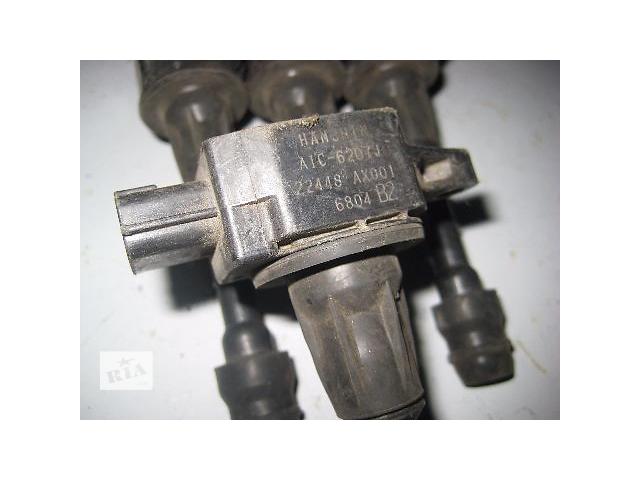 бу Б/у Катушка зажигания NISSAN Micra K12 1.0i CG10-DE 2002~2010 OE:22448-AX001 Гарантия Доставка Установка в Киеве