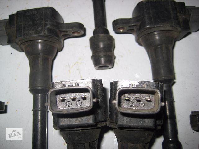 Б/у Катушка зажигания NISSAN Primera P12 2.0i QR20-DE 2002~2006 OE:22448-8H310 Гарантия Доставка Установка- объявление о продаже  в Киеве