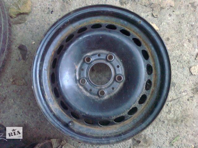 бу б/у Колеса і шини Диск металевий Диск Легковий BMW 15 316 5x120 1994 в Чопе