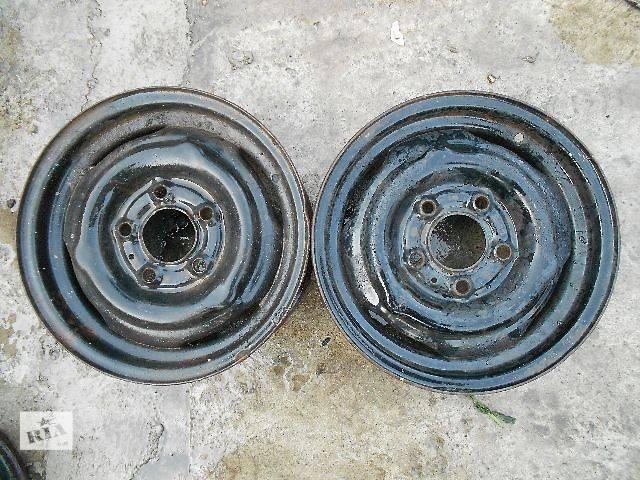 б/у Колеса и шины Диск металический Диск Легковой 5 14 5x112- объявление о продаже  в Чопе