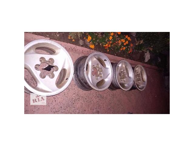 Б/у колеса НИСАН ПАТРОЛ 16-АЛЮМ, для легкового авто Nissan  1996- объявление о продаже  в Гайсине