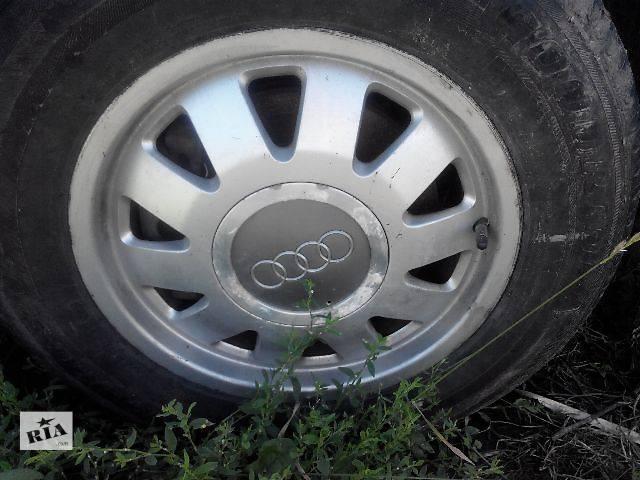 купить бу б/у Колеса и шины Диск 15 Легковой Audi A6 в Львове