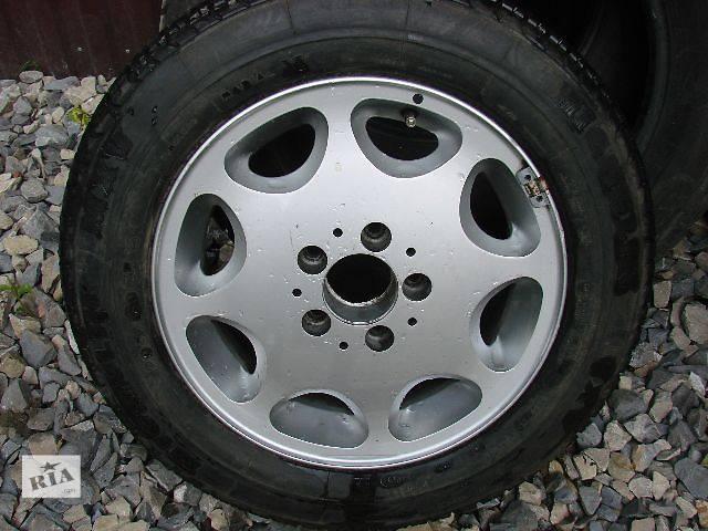 купить бу б/у Колеса и шины Диск 15 Легковой Mercedes в Ивано-Франковске