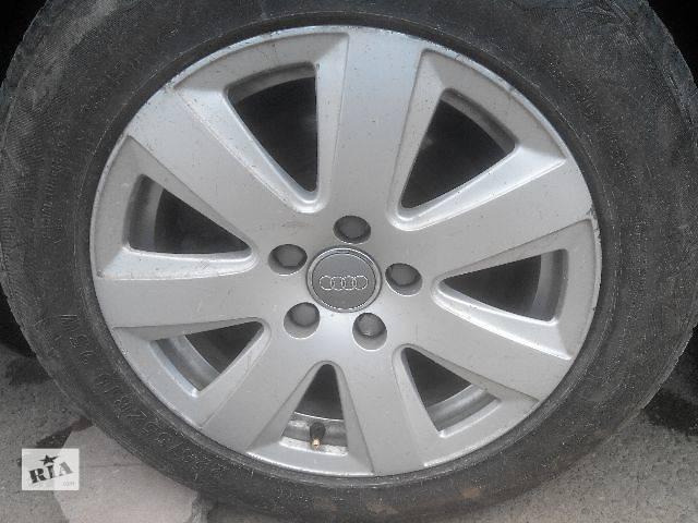 купить бу б/у Колеса и шины Диск 16 Легковой Audi в Львове