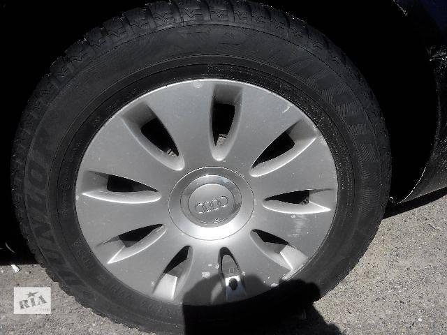 б/у Колеса и шины Диск 16 Легковой Audi A6- объявление о продаже  в Львове