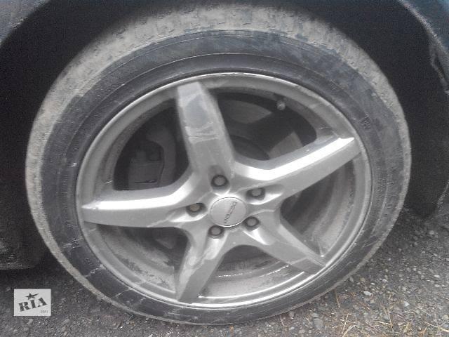 бу б/у Колеса и шины Диск 17 Легковой Audi в Львове