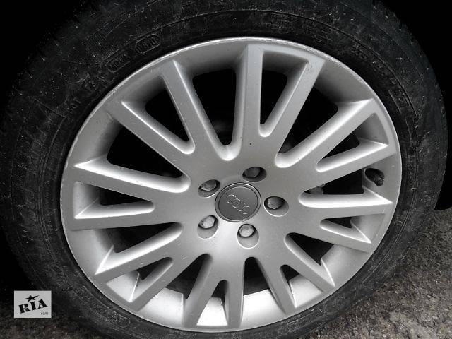 продам б/у Колеса и шины Диск 17 Легковой Audi A4 2006 бу в Львове