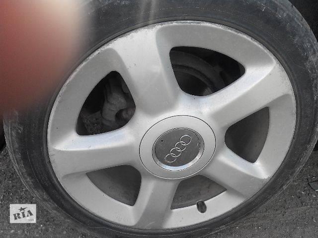 купить бу б/у Колеса и шины Диск 17 Легковой Audi A6 2000 в Львове