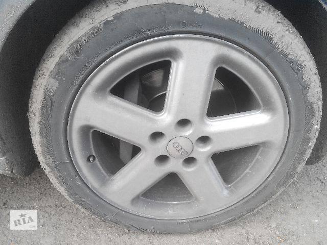 купить бу б/у Колеса и шины Диск 18 Легковой Audi в Львове
