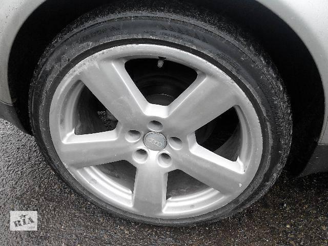 бу б/у Колеса и шины Диск 18 Легковой Audi A6 2001 в Львове