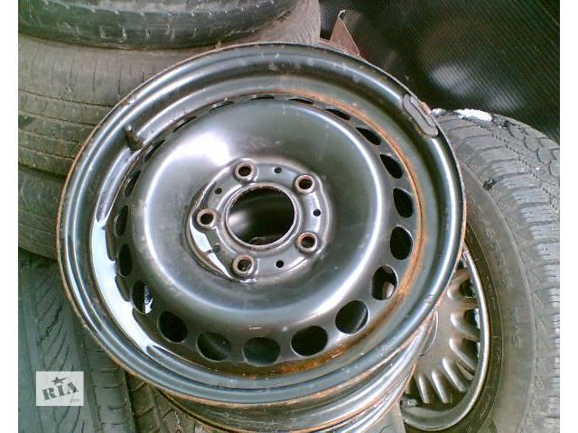 купить бу б/у Колеса и шины Диск 5x120 15 6.5 Диск металевий Легковой BMW 3 Series (все) в Ужгороде