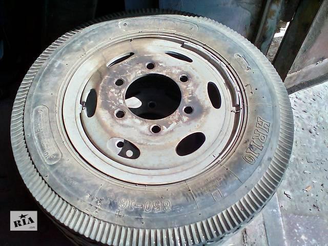 продам б/у Колеса и шины Диск Грузовики 6.5/16 FAW 1031 бу в Запорожье