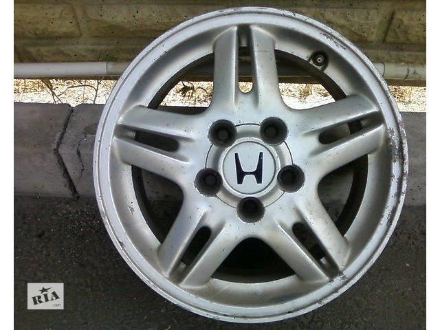 продам б/у Колеса и шины Диск Диск литой 11 15 50 5x114.3 Легковой Honda CR-V бу в Запорожье