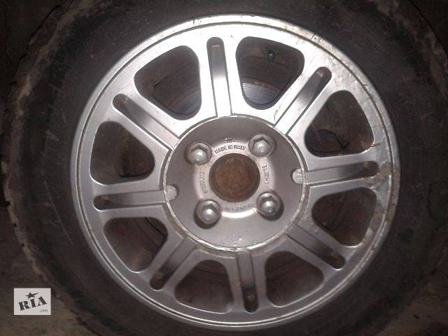 продам Б/у Колеса и шины Диск Диск литой 14 Легковой Peugeot 405 бу в Владимир-Волынском