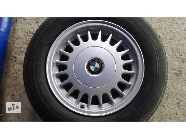 купить бу б/у Колеса и шины Диск Диск литой 15 Легковой BMW Седан 1990 в Рожнятове
