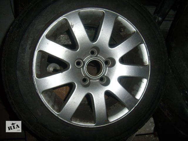продам б/у Колеса и шины Диск Диск литой 15 Легковой Volkswagen B5 2003 бу в Белой Церкви