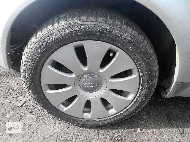 бу Б/у Колеса и шины Диск Диск литой 16 Легковой Audi A6 2001 в Львове