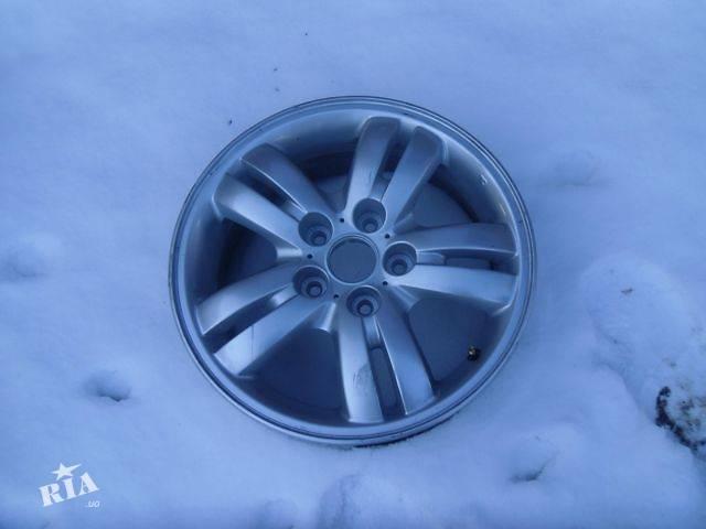 б/у Колеса и шины Диск Диск литой   16   Легковой Hyundai Tucson  2008- объявление о продаже  в Коломые