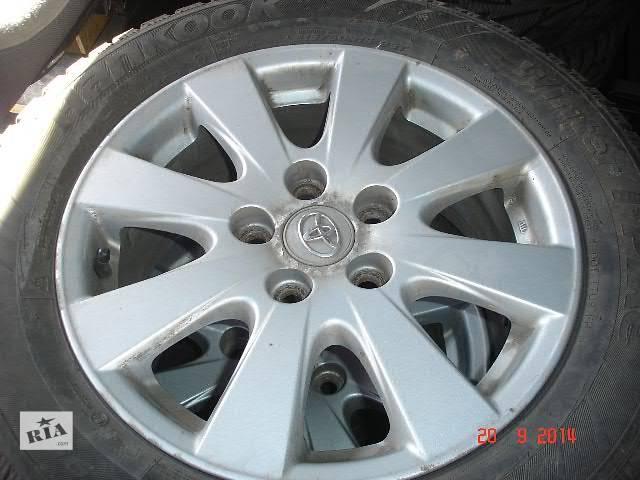 купить бу б/у Колеса и шины Диск Диск литой 16 Легковой Toyota в Павлограде