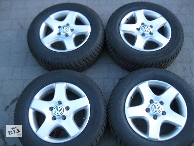 бу б/у Колеса и шины Диск Диск литой 17 5x120 Легковой Volkswagen Touareg в Львове