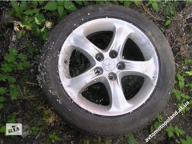 продам Б/у Колеса и шины Диск Диск литой 17 Легковой Mitsubishi Grandis бу в Ровно