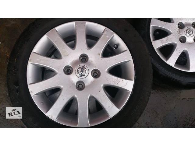 продам б/у Колеса и шины Диск Диск литой 6 16 4x114.3 Легковой Nissan TIIDA бу в Мукачево