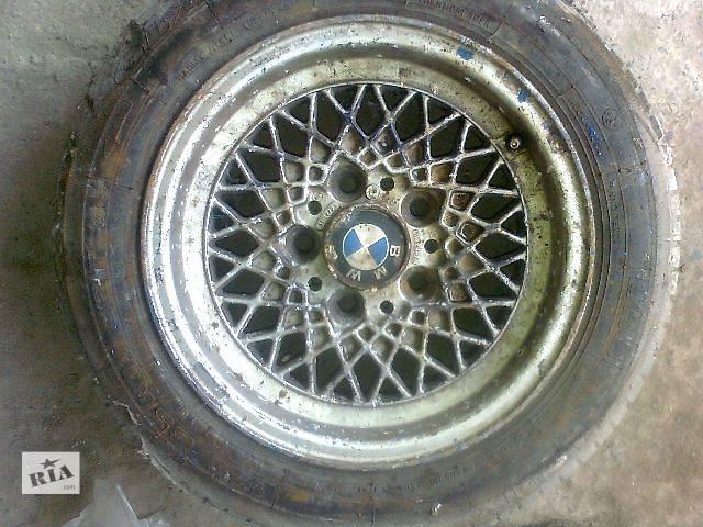 бу б/у Колеса и шины Диск литой Диск 6.5 Легковой BMW 14 22 5 Series 5x120 в Ужгороде