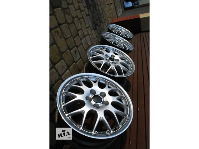 б/у   Диск литой 6.5 16 40 5x100 Легковой Volkswagen Golf IV BBS RS 722 № 00023- объявление о продаже  в Киеве