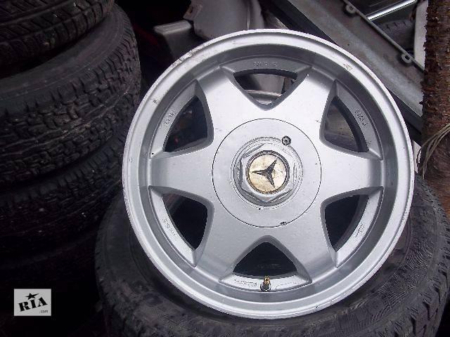 бу б/у Колеса и шины Диск Диск литой 7 15 2 Легковой Mercedes в Ивано-Франковске