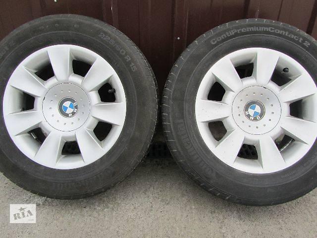 б/у Колеса и шины. Диск литой 7 15 Легковой BMW 5 Series 2002- объявление о продаже  в Новомосковске