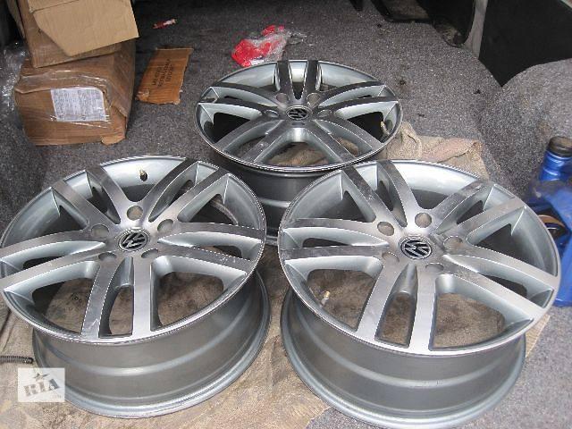продам Б/у Колеса и шины Диск Диск литой 8 18 60 5x130 Легковой Volkswagen Touareg бу в Сумах
