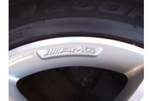 б/у Диск Mercedes ML 350