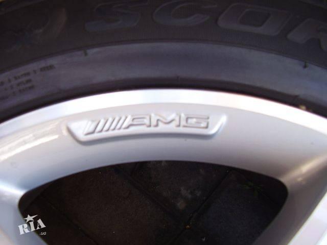 купить бу б/у Колеса и шины Диск Диск литой 20 Легковой Mercedes ML 350 Универсал 2008 в Черновцах