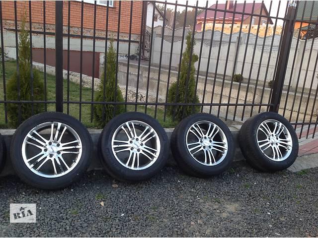 б/у Колеса и шины Диск Диск литой ADVANTI 17 Легковой Volkswagen- объявление о продаже  в Луцке