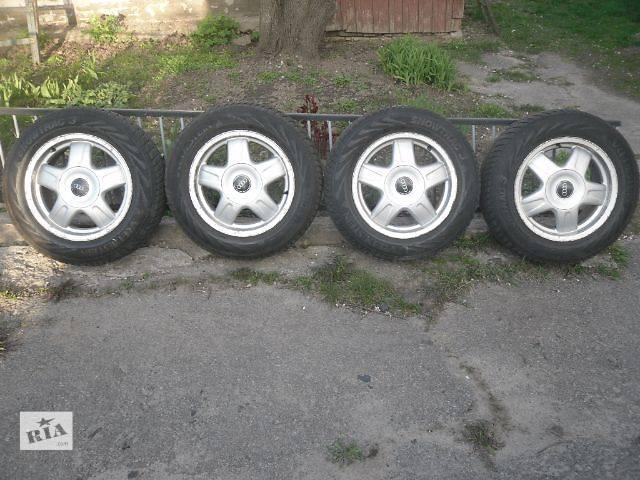 бу б/у Колеса и шины Диск Диск литой Легковой Audi A4 в Лубнах